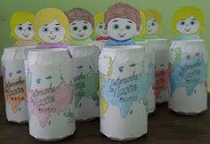 MINISTÉRIO INFANTIL SEMEANDO A SALVAÇÃO: Cofre Missionário (JMM)