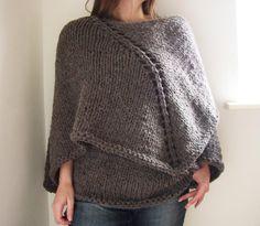 Comfy handmade sweater.