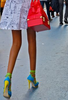 Shoes, street style