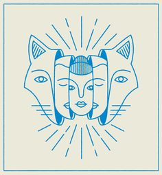 CHRISTOPHER DELORENZO - beautiful, minimalistic illustrations, the themes are inspiring and the line work awesome!