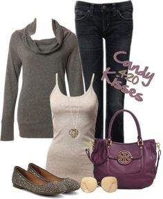 """casual"" by candy420kisses on Polyvore"