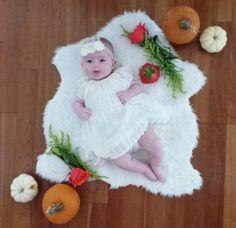 Newborn fall picture ideas