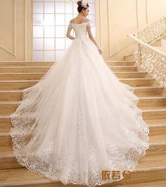 vestido noiva importado lindo frete grátis wd05