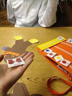 Autism Tank: Gingerbread Man Activities