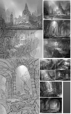 ancient_temple_by_uriska-d6bdmvq.jpg (1000×1610)