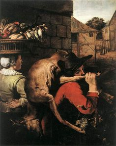 Return from the Hunt - Frans Snyders