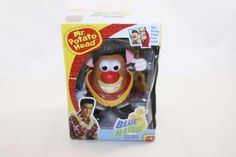 NEW Blue Hawaii Elvis Mr. Potato Head, by PPW Toys #PPWToys
