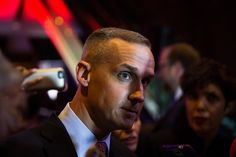 Corey Lewandowski, campaign manager. Credit Damon Winter/The New York Times
