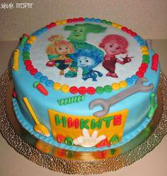 торт с фиксиками мк - Поиск в Google