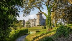 10 Castles in Europe We're Ready to Check Into | The Discoverer Houses In Ireland, Castles In Ireland, Helsinki, Costa, Stay In A Castle, Ashford Castle, Luxury Spa, Beautiful Hotels, Beautiful Castles