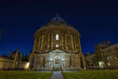 212. Radcliffe Camera – Oxford, England
