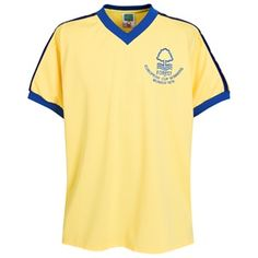 Nottingham Forest 1979 away Retro Football de9dec829
