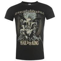 Avenged Sevenfold (A7X) T Shirt , Official , SportsDirect.com