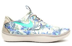 Nike Solarsoft Moccasin | Floral Pack