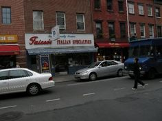 Faicco's in the West Village - subs
