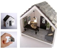 1:144th scale miniature - by 9square