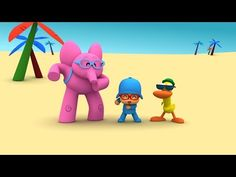 ▶ Pocoyo World Cup 2014: Dance the World Cup Song with Pocoyo! - YouTube