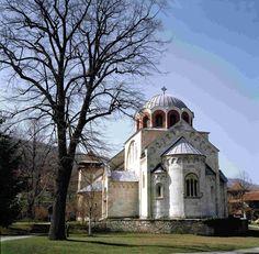 Studenica Monastery | Манастир Студеница