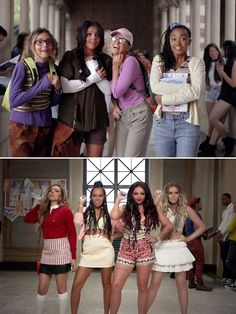 "Little Mix Taunt Bullies, Make Them Fart In Music Video For 'Black Magic' — Watch Now Little Mix newest single ""Black Magic"" is literally the [. Little Mix Outfits, Little Mix Girls, Outfits For Teens, Jesy Nelson, Perrie Edwards, Black Magic Video, Playboy Logo, Litte Mix, Biracial Hair"