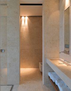 Bagno in marmo di Grassi Pietre
