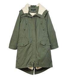 @Who What Wear - Rag & Bone                 Starling Coat ($995) in Army Green
