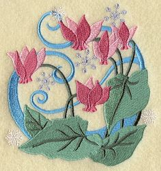 6196424 Machine Embroidery Designs at Embroidery Library! - Color Change - F7946