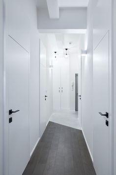 Apartment designed by Klára Valová of SMLXL Studio in Prague