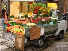 Flower Truck Bay Area