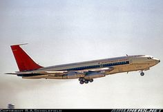 Boeing 720-051B 1971 Chicago O'Hare