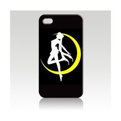 Sailor Moon Hard Case Cover Skin for Iphone 4 4s Iphone4 At&t Sprint... ($4.15) ❤ liked on Polyvore featuring accessories and tech accessories