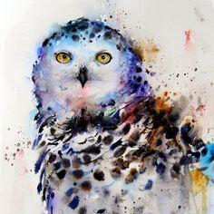 pinturas en acuarelas de animales - Buscar con Google