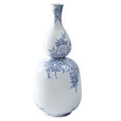 modern Royal Holland Delft Blauw Blue vase