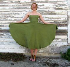 Gaia Conceptions - Circle Long Skirt/Dress