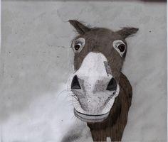 #illustration #donkey #jei delete