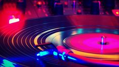Image for Electronic Dance Music Background Wallpaper