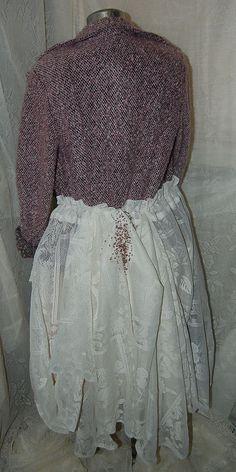 Storybook Jacket Boho Gypsy Style by Ramblinrose67 on Etsy, $45.00