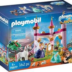 playmobil – ToyRoo - Magical World of Toys! Fairytale Castle, Fairy Godmother, Forest Animals, Toy Chest, Fairy Tales, Learning, Toys, Cute, Playmobil