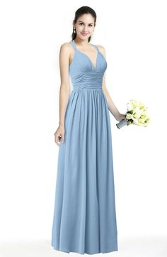 cb56e158ba3 ColsBM Veronica - Dusty Blue Bridesmaid Dresses