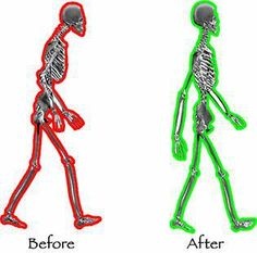 Before and after Pilates class. Just another reason to absolutely love Pilates.