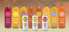 Kombucha Wonder Drink is my other favorite brand of kombucha.  Sadly, I can't get it here in Abingdon.
