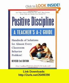 positive discipline for preschoolers pdf 1000 images about positive classroom on 601