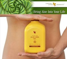 Bring aloe in to your life Www.ourbodyforever.com