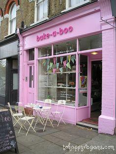 Bake-a-Boo | London