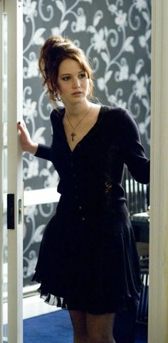 Jennifer Lawrence -世界でひとつのプレイブック Silver Linings Playbook-