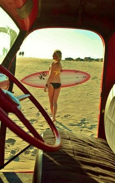 surf#girl.... Want to be her :)