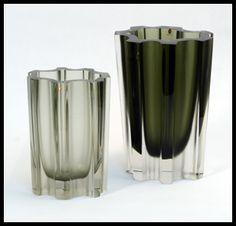 A glass designed by Tapio Wirkkala for Iittala
