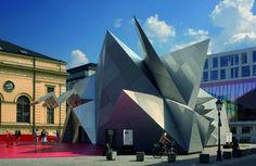 Pavilion 21 MINI Opera Space | Coop Himmelb(l)au - Arch2O.com