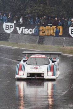 Lancia LC2 at Brands Hatch