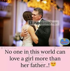 I know dad u love me from the heaven also. Father Daughter Love Quotes, Love My Parents Quotes, I Love My Father, Mom And Dad Quotes, I Love My Parents, Father Quotes, Fathers Love, Son Quotes, Sister Quotes