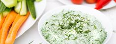 This dressing has more color than a traditional creamy white ranch recipe. I like to use fresh herbs, but feel free to substitute dried ones, reducing the measure by half. Besides a salad dressing, you can also use this versatile...  Read more